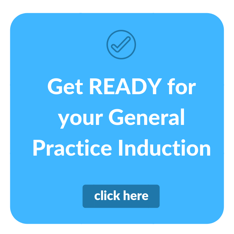 induction GP student nurse